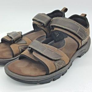 Rockport Rocklake Sandals Sz 11 Mens